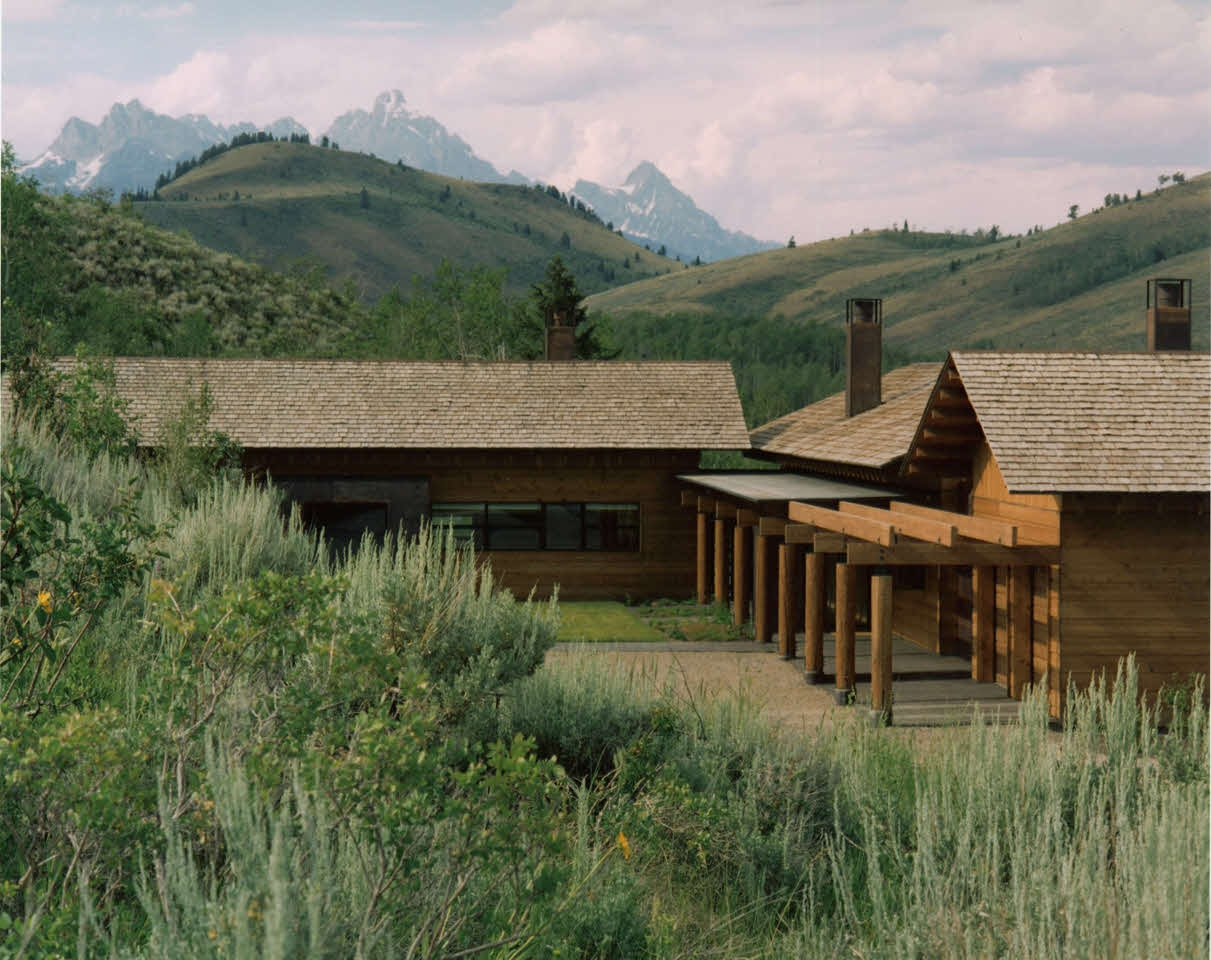 Gros Ventre Butte Home